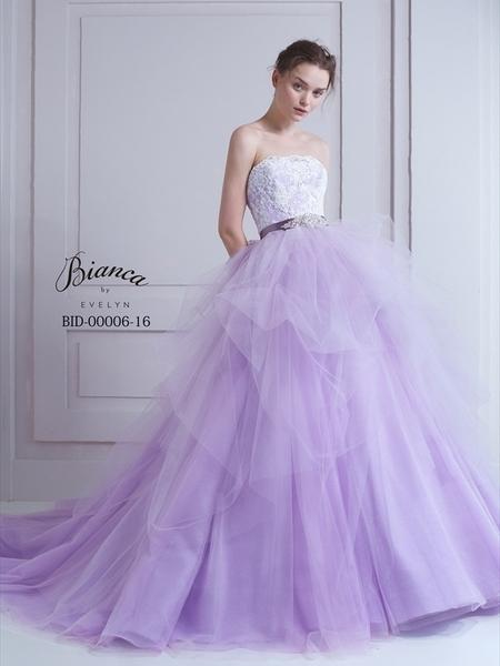 【Bianca】カラードレス