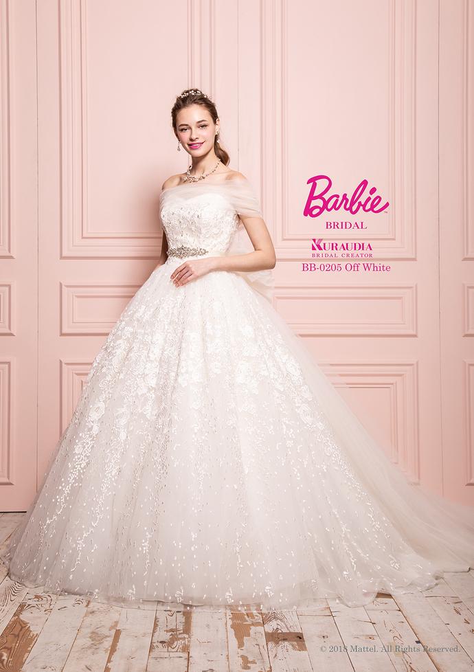 【Barbie】ウエディングドレスのサムネイル