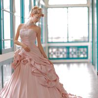 大人ピンクドレスのサムネイル
