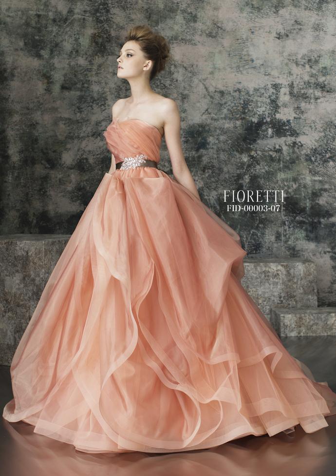 【FIORETTI】カラードレスのサムネイル