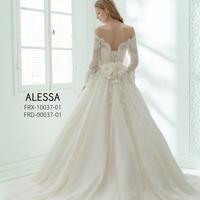【ALESSA】ウエディングドレスのサムネイル