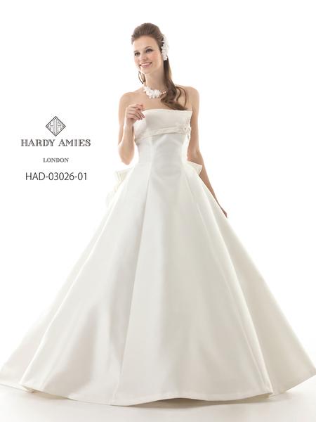 【HARDY AMIES】ウエディングドレス