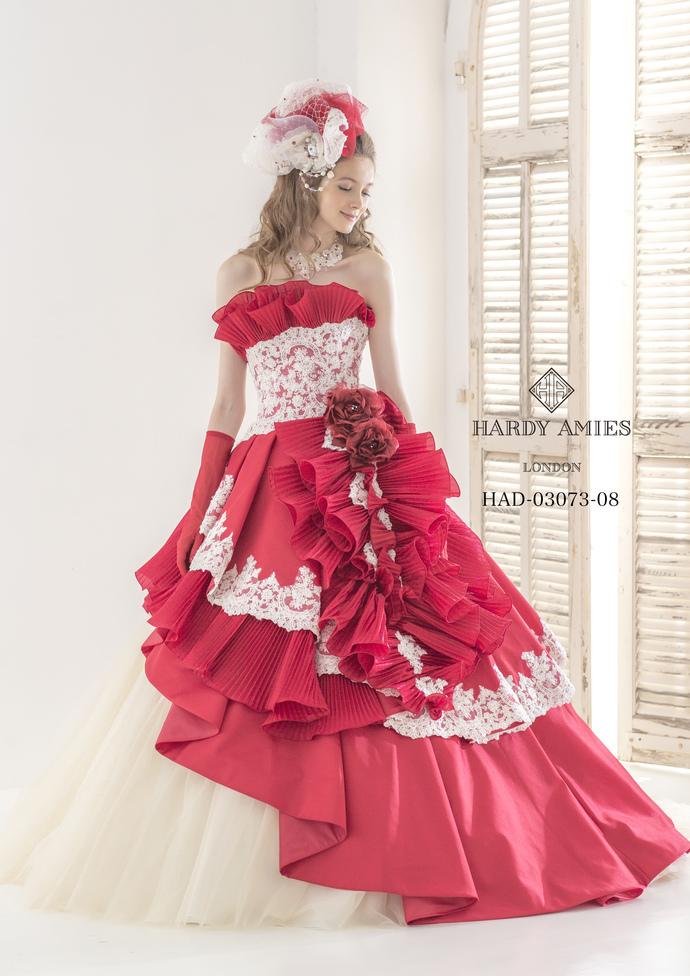 【HARDY AMIES】カラードレスのサムネイル