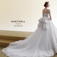 【HARTNELL】ウエディングドレスのサムネイル