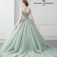 【ISAMU MORITA】カラードレスのサムネイル