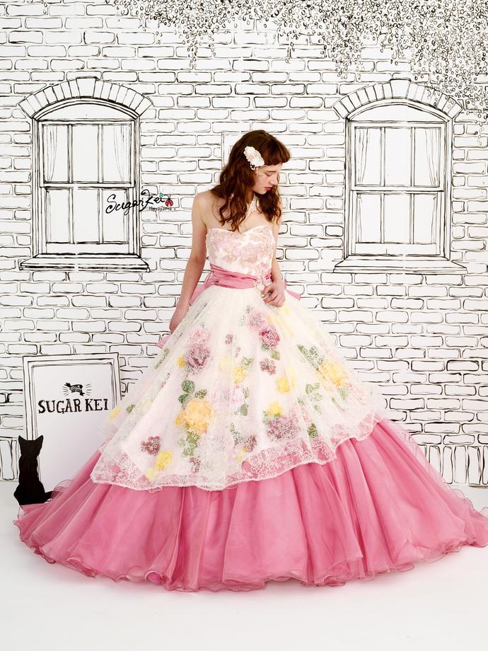 【Sugar Kei】カラードレスのサムネイル