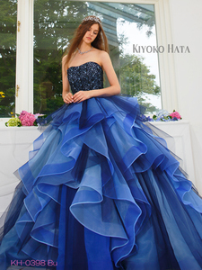 【KIYOKO HATA】カラードレス