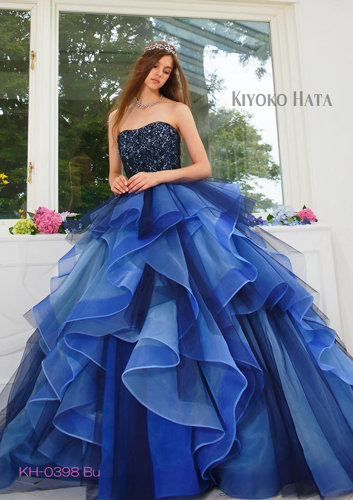 【KIYOKO HATA】カラードレスのサムネイル