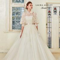 【LAURA ASHLEY】ウエディングドレスのサムネイル