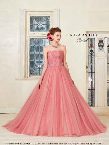 【LAURAASHLEY】カラードレス