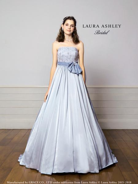 【LAURA ASHLEY】カラードレス