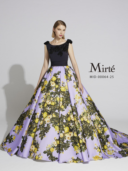 【Mirt'e】カラードレス