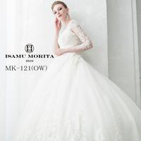 【ISAMU MORITA】ウエディングドレスのサムネイル