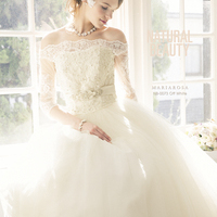 【NATURAL BEAUTY】ウェディングドレスのサムネイル