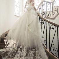 【NATURAL BEAUTY】ウエディングドレスのサムネイル
