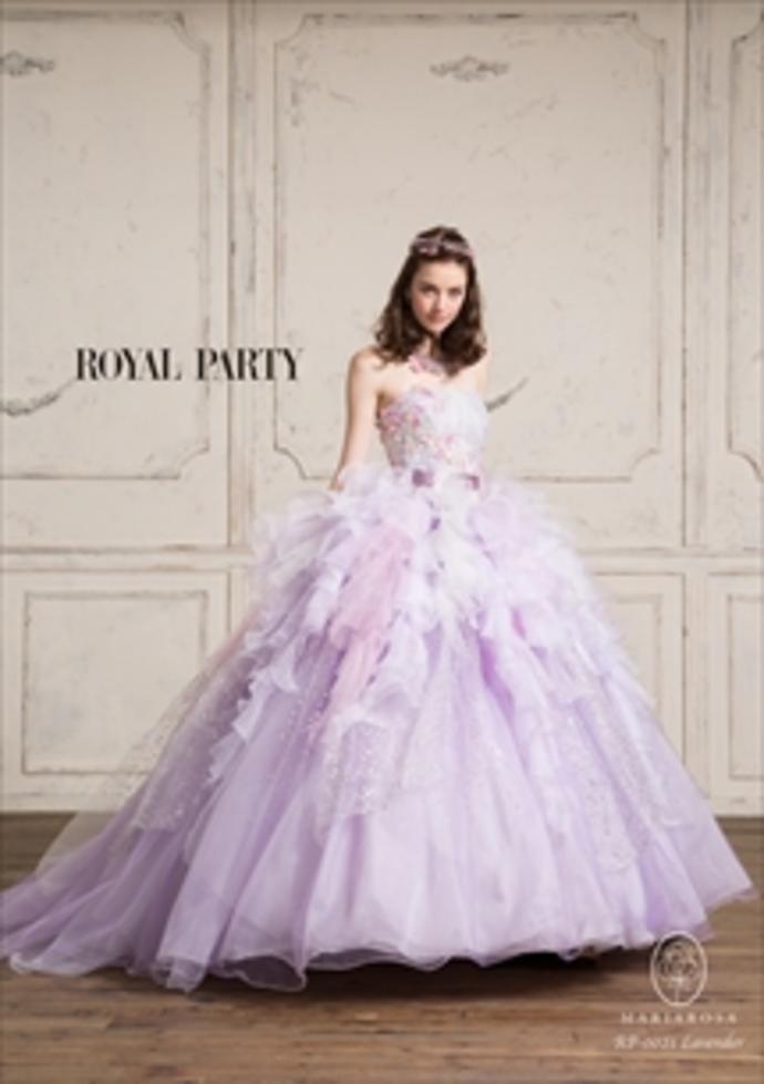 【ROYAL PARTY】カラードレスのサムネイル