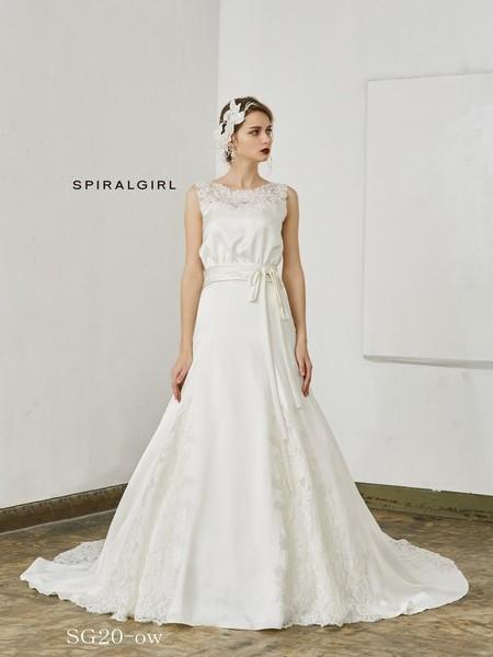 【SPIRALGIRL】ウェディングドレス