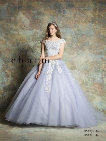 【charm】カラードレス