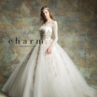 【charm】ウエディングドレスのサムネイル