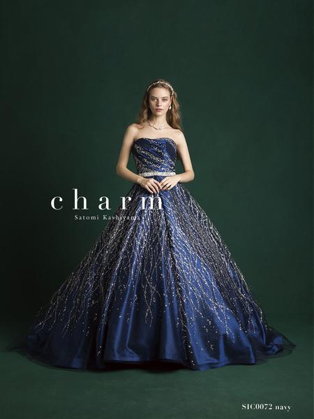 【chrome】カラードレス