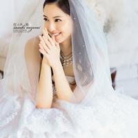 【佐々木 希】ウエディングドレスのサムネイル