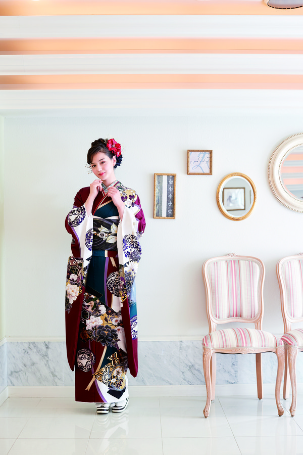 6月12日~14日 熊本本店 成人式振袖展示会開催します。