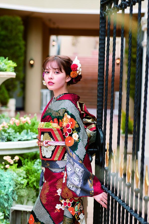 5月15日~17日 熊本本店 成人式振袖展示会を開催致します。